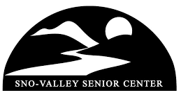 Sno-Valley Senior Center Updated Logo